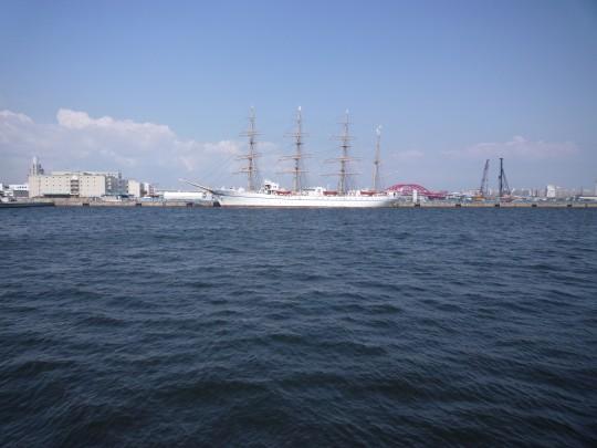 日本丸 神戸港